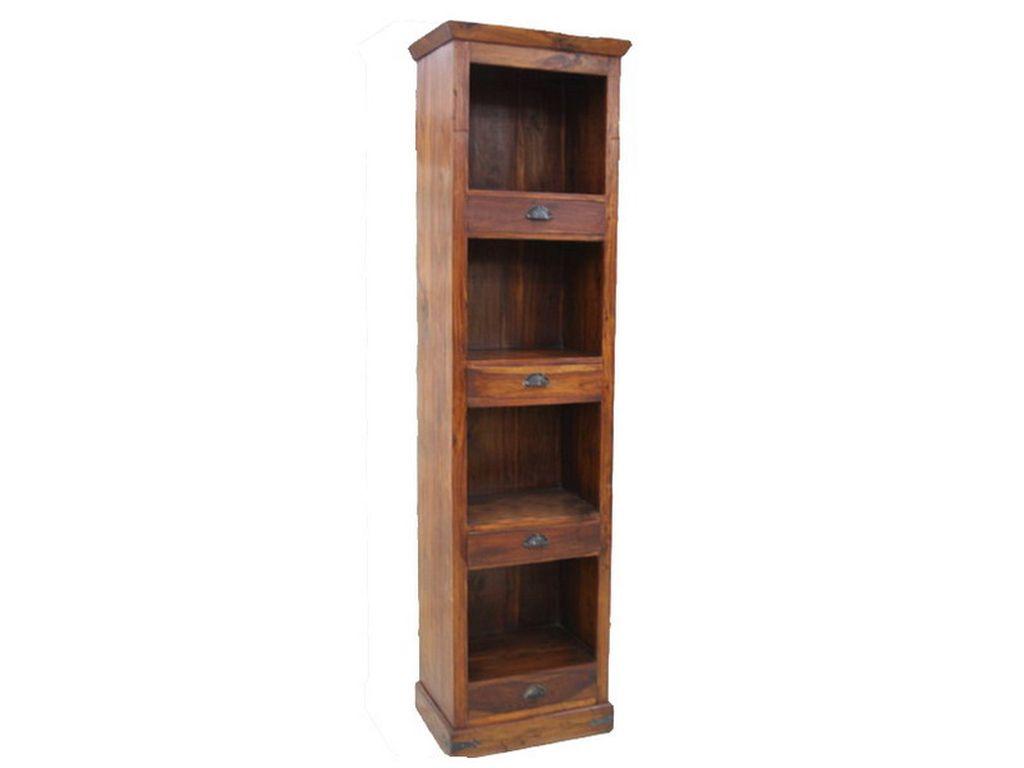 Libreria palisandro 4 c campoloco muebles y for Palisandro muebles