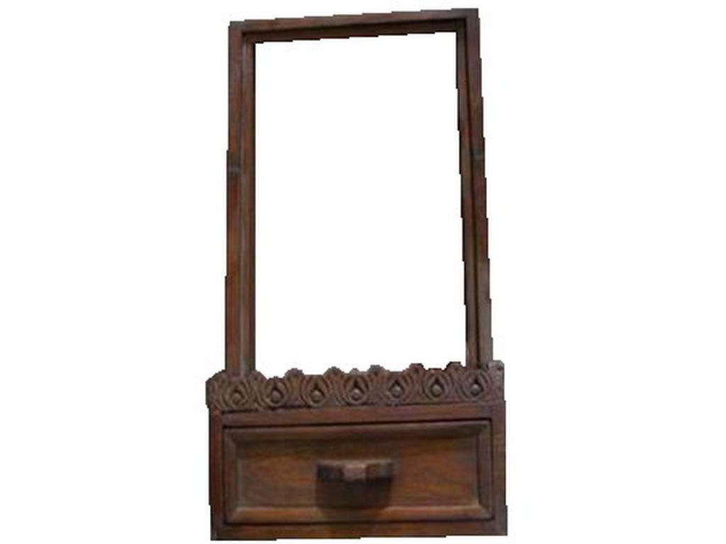 Espejo palisandro antiguo campoloco muebles y decoraci n for Palisandro muebles