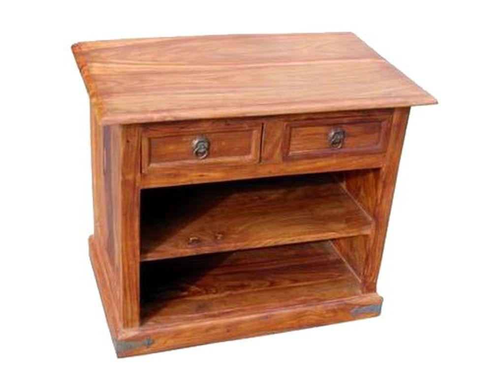 Mueble tv palisandro 2 c 2 b campoloco muebles y decoraci n for Palisandro muebles