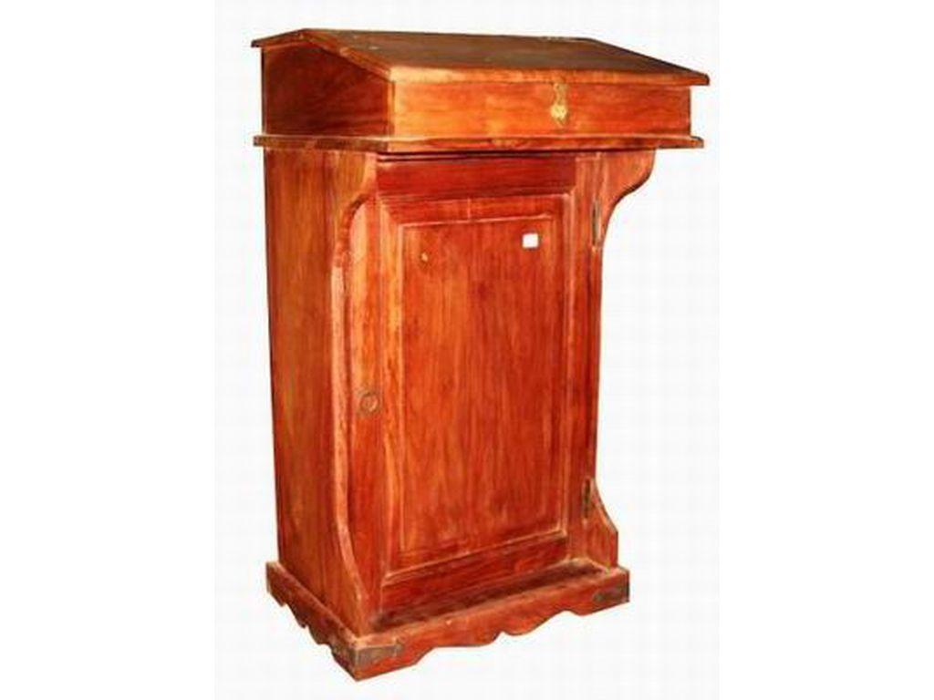 Escritorio de palisandro 2 p campoloco muebles y decoraci n for Palisandro muebles
