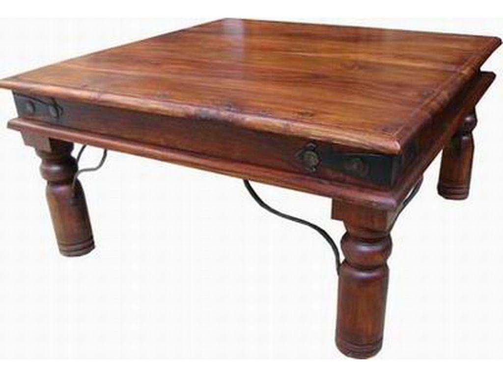 Mesa de cafe de palisandro campoloco muebles y decoraci n for Mesas de cafeteria