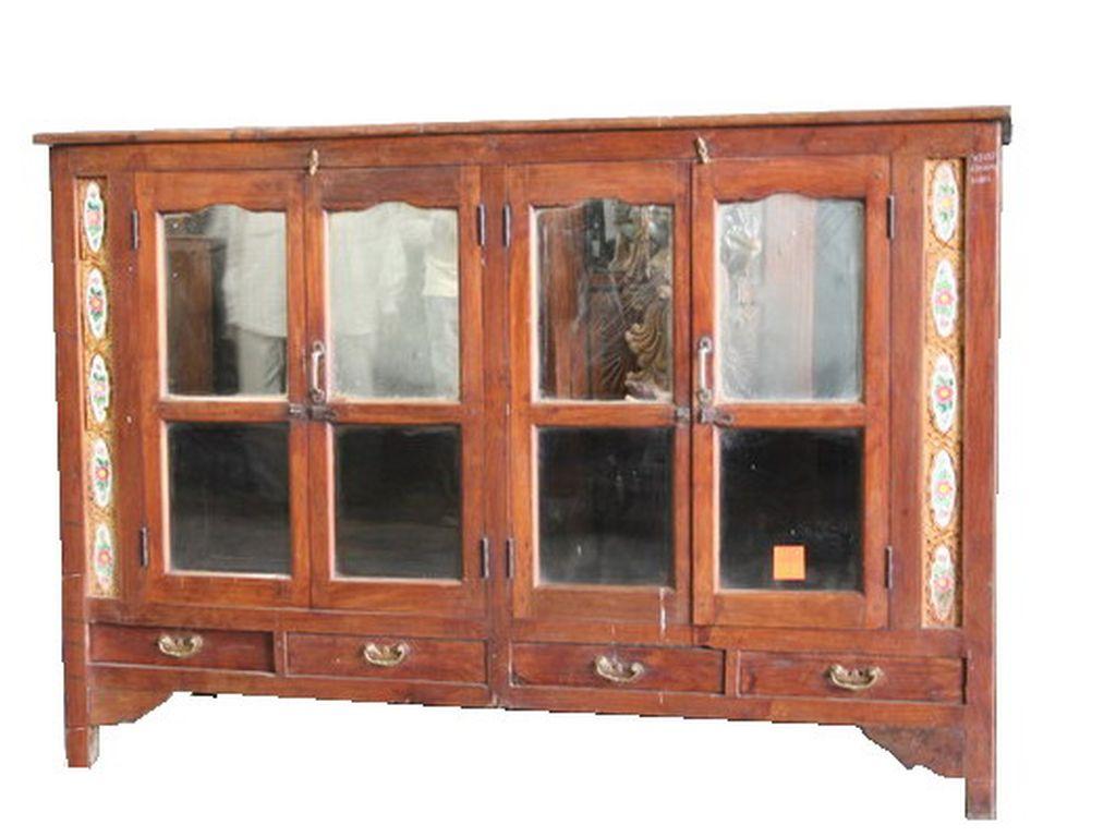 Aparador palisandro azulejos antiguo campoloco muebles y for Palisandro muebles
