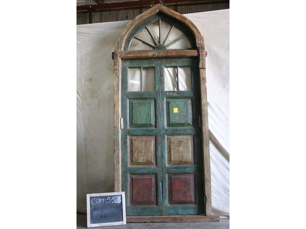 Puerta antigua campoloco muebles y decoraci n for Puertas de campo antiguas