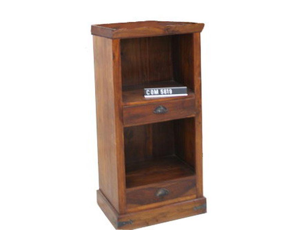 Libreria de palisandro 2 c 2 b campoloco muebles y for Palisandro muebles