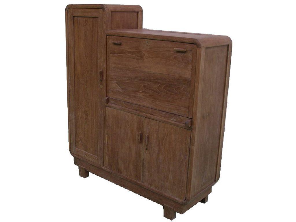 Mueble de despacho 2 1 1 p campoloco muebles y decoraci n for Muebles para despacho