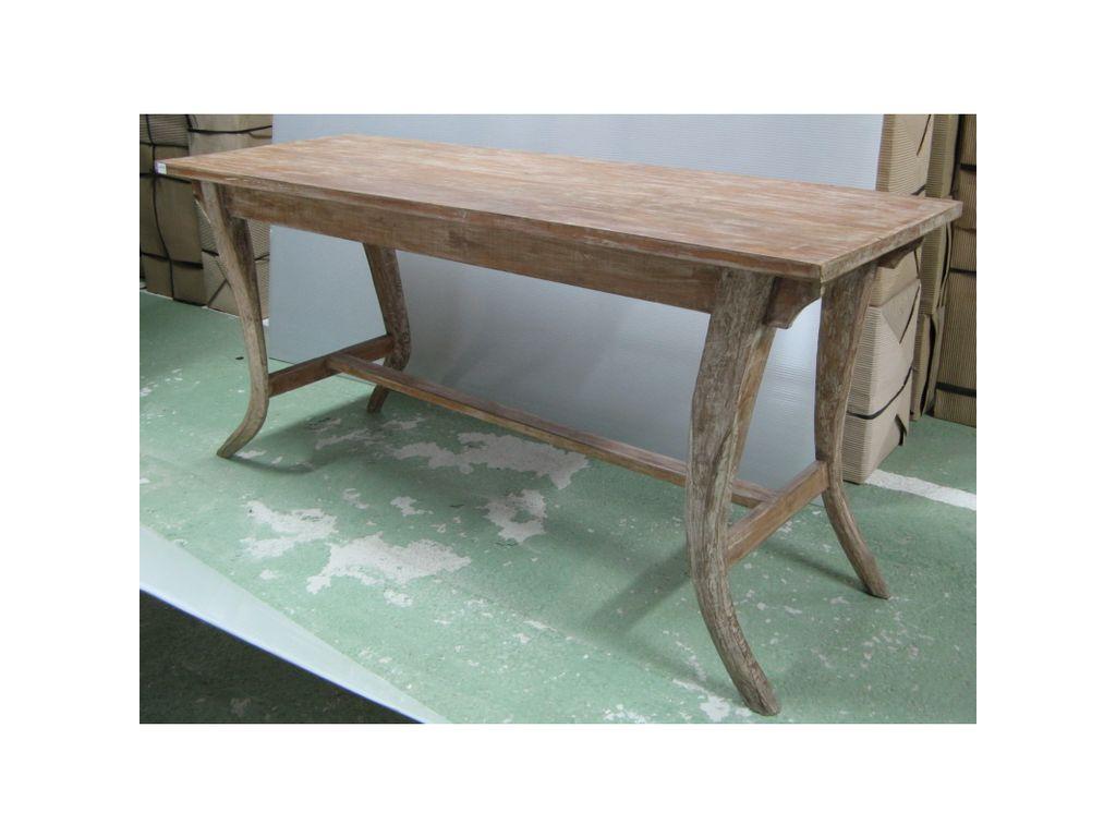 Consola antigua de teca campoloco muebles y decoraci n for Consolas antiguas muebles