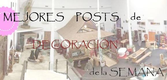 Los mejores blogs de decoraci n de la semana campoloco for Mejores blogs decoracion