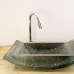 lavabo de piedra natural