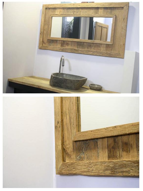 Espejos antiguos da brillo a tu casa campoloco muebles for Como colocar un espejo sin marco