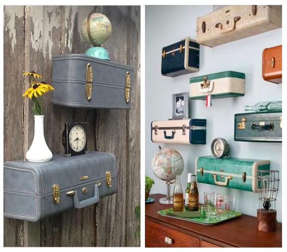 Venta de maletas antiguas maletas antiguas maletas - Comprar maletas antiguas decoracion ...