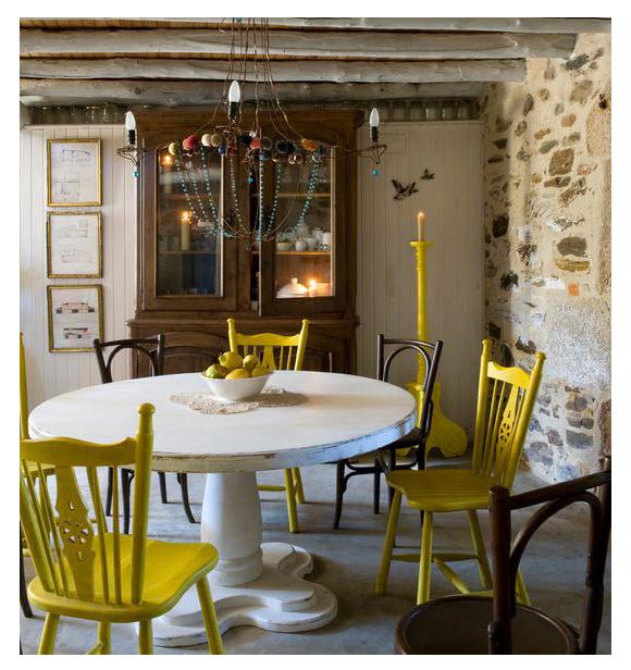 Mesas de comedor c mo escoger la mesa perfecta for Mesas de comedor pequenas