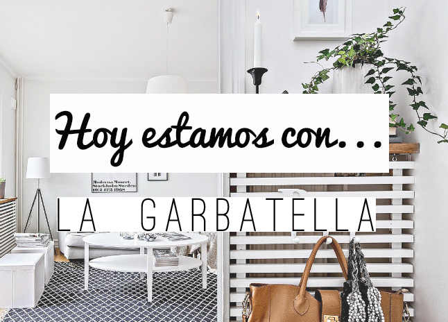 Entrevista La Garbatella: blog de decoración nórdica