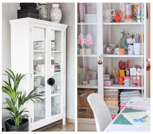 Decora con vitrinas y vitrinas antiguas campoloco muebles y decoraci ncampoloco muebles y - Vitrinas para vajillas ...