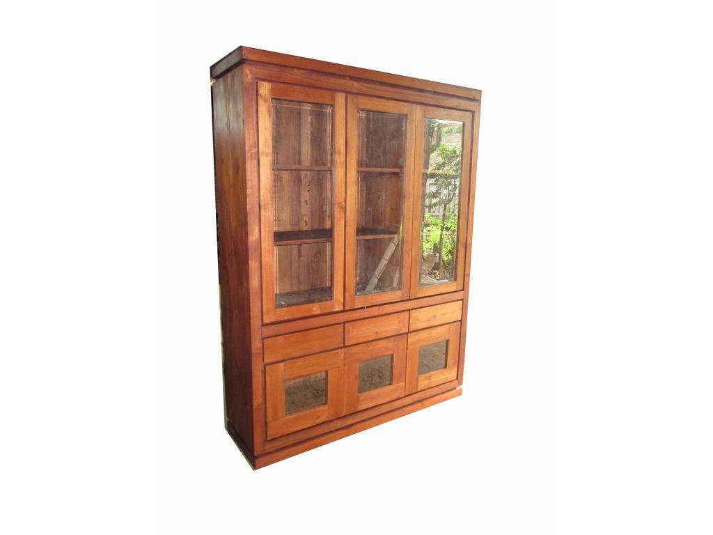 Decora con vitrinas y vitrinas antiguas campoloco - Vitrinas para casa ...