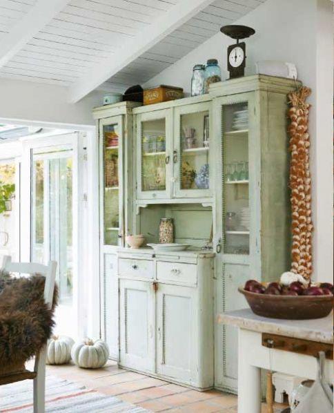 Decora con vitrinas y vitrinas antiguas campoloco muebles y decoraci ncampoloco muebles y - Vitrinas rusticas ...