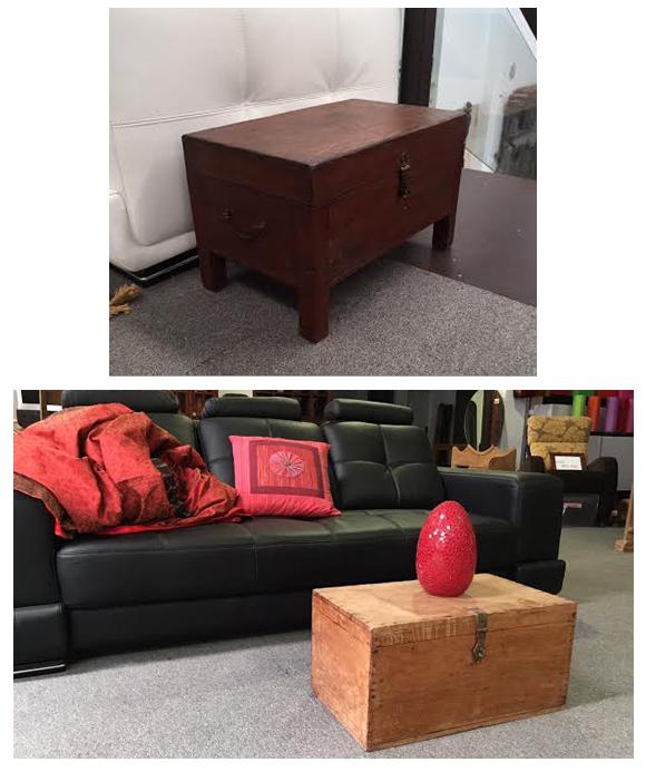Decorar lavabos antiguos reutilizar objetos viejos para - Decorar muebles viejos ...