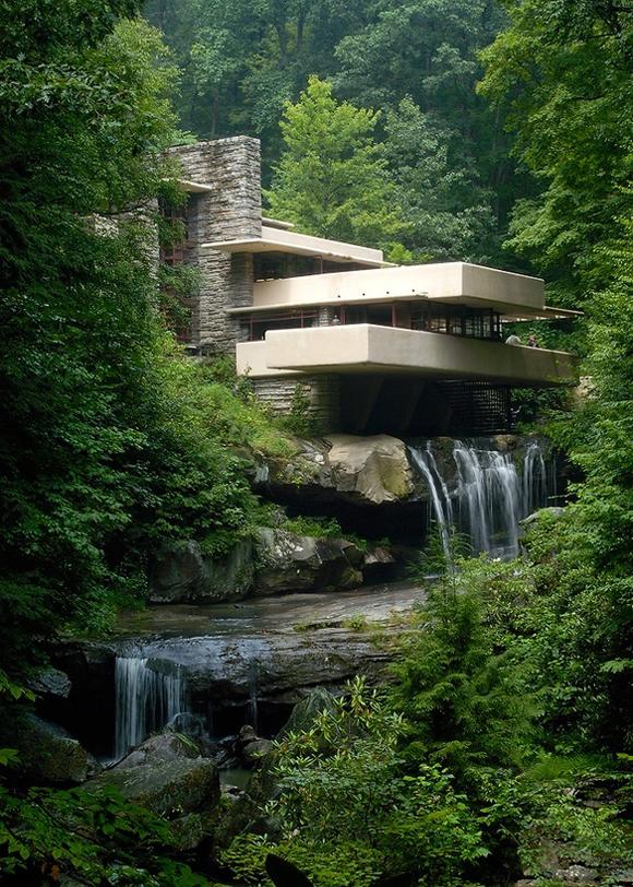 casas originales naturaleza
