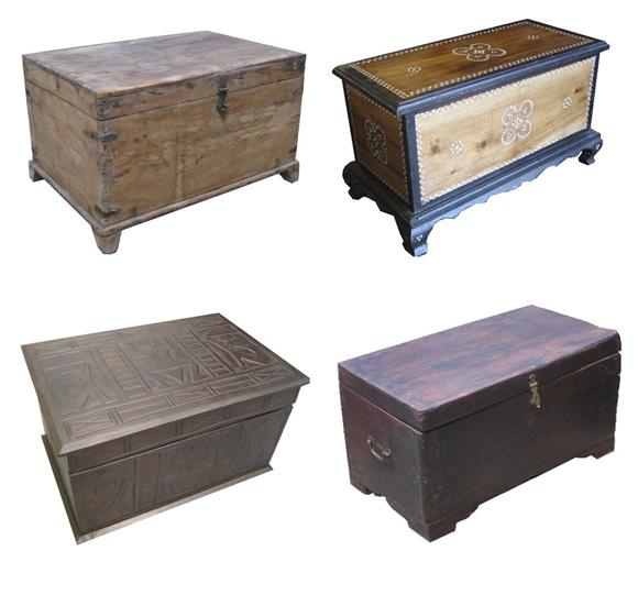 Ba les antiguos para decorar tu casa campoloco muebles y decoraci ncampoloco muebles y decoraci n - Baules antiguos ...