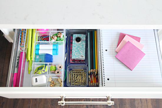 Ideas para organizar la casa en la vuelta al cole - Ideas para organizar papeles en casa ...