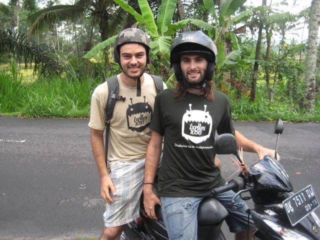 Samu ya está de camino a Indonesia
